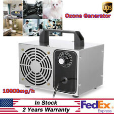O3 Industrial Air Purifier 10000mg/h Commercial Ozone Generator Machine Usa