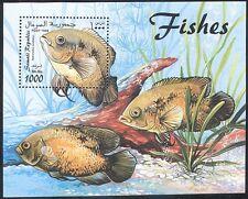 Somalia 1998 Fish/Marine m/s ref:b5808