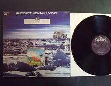 QUICKSILVER MESSENGER SERVICE JUST FOR LOVE capitol 79 Lp mint