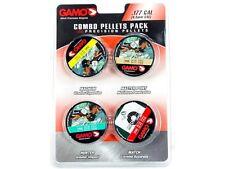 GAMO .177 pellet assortment pack Hunter Match Master Magnum lead rifle air gun