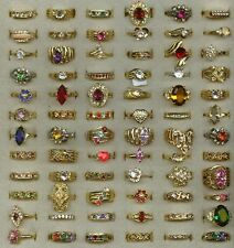 100 Vintage Ladies' Group #2 DAC Rings at $1.49 each ~ Made in the 1990's ~