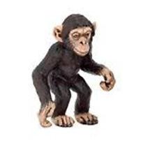 Papo Chimpanzee Chimp Toy Figurine 50107 NEW
