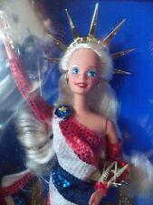 Statue of Liberty Barbie FAO Schwarz Exclusive