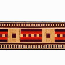 Egyptian Inspired Buffard Frères Marquetry Banding Strips (Inlay-70b)