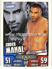 Slam Attax Rumble-Jinder Mahal-SmackDown