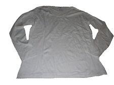 Gina Benotti tolles Langarm Shirt Gr. L 44 / 46 creme weiß !!