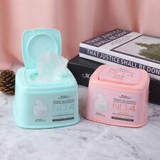 250Pcs/box Wipes Facial Clean Paper Cotton Pad Makeup Remover Pads Towelettes VV