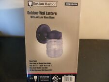 boston harbor outdoor wall lantern