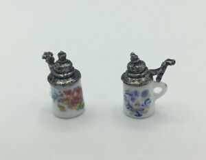 Two Dolls House 'Reutter' Beer Steins
