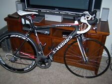 2011 Specialized S-Works Tarmac SL3 Road Bike  56cm LARGE Carbon