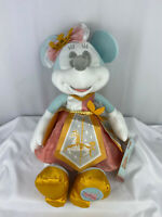 Disney Minnie Mouse The Main Attraction King Arthur's Carousel Plush July NWT