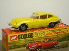 Jaguar 4.2 Litre E-Type 2+2 Coupe - Corgi Toys 374 England in Box *39331