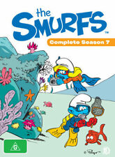 THE SMURFS COMPLETE SEASON 7 - BRAND NEW & SEALED DVD (5-DVD SET) AS SEEN ON TV!
