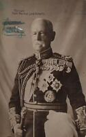 1916 The Late Field-Marshall Lord Roberts REAL PHOTO POSTCARD Stuart of Richmond