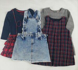 Girls Dress Bundle Age 2-3