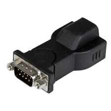 StarTech.com 1 Port USB to RS232 DB9 Serial Adapter with Detachable (6 feet) USB