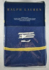 Ralph Lauren Parrot Cay Collection Keats Euro Sham New NIP - Free Shipping!