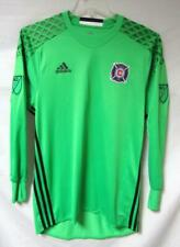 Adidas Chicago Fire Men Size 6 (M) Long Sleeve Adizero Gaolkeeper Jersey A1 1394