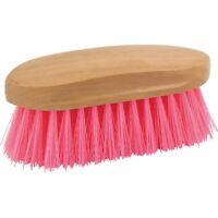 ELDORADO Mähnenbürste - pink Pferdebürste Bürste für Mähne Putzzeug Pferdepflege