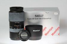 Mamiya 645 AF Zoom AF ULD 105-210mm f:4,5 Objekiv