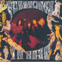 Fuzztones : In Heat CD Bonus Tracks  Album 2 discs (2017) ***NEW*** Great Value