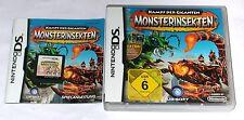 Spiel: KAMPF DER GIGANTEN MONSTERINSEKTEN für Nintendo DS + Lite + XL + 3DS 2DS
