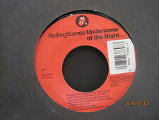 "Rolling Stones ""Sexdrive"" b/w ""Undercover of the Night"" LIVE - 45rpm NM Store"