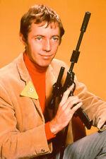 Noel Harrison As Mark Slate In The Girl From U.N.C.L.E. 11x17 Mini Poster