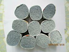Latch hook rug yarn 10 Packs  Light grey PREMIUM YARN