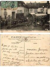 CPA ANGERVILLE Le Marche aux Legumes (378260)