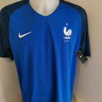 maillot de football Equipe de france taille xl saison 2018