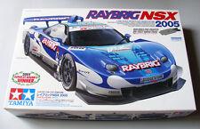 Tamiya 24286 1/24 Honda RAYBRIG NSX 2005 from Japan Rare