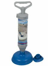 More details for drain suction hand pump plunger sink toilet unblocker