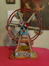 Disney Chein 1950's Ferris Wheel - works perfect!