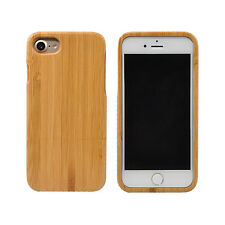iPhone 7 Case Bamboo Wood Back Cover