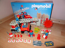 Playmobil System 3156 , Klicky , Exclusive Set , Fire Truck , OVP , TOP Vintage