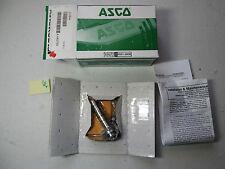 New ASCO FBX8262A203T11699 Solenoid Valve 24//60