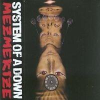 "SYSTEM OF A DOWN ""MESMERIZE"" CD NEU"