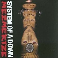 "SYSTEM OF A DOWN ""MESMERIZE"" CD NEU"