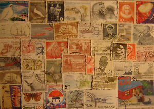 Greenland 115 Different Used