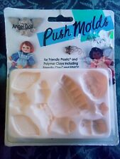 NEW!!! RARE!!! Amaco Angel Doll Push Mold for Polymer Clay or Friendly Plastic