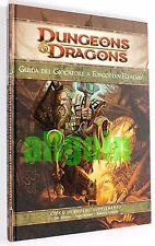 Dungeons & Dragons GUIDA DEL GIOCATORE A FORGOTTEN REALMS 2008 61010 D&D 4.0 d20