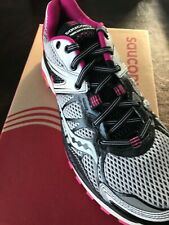 NEW! Saucony Women's ProGrid Xodus 3 sneakers. Pink,Gray, Black. Size 10 US