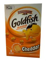 Goldfish Baked Snack Cracker 1.6kg Cheddar Cheese Pepperidge Farm Made In USA