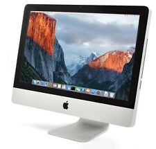 Apple iMac MC508LL/A Intel Core i3 1st Gen. 3.06GHz 4GB 500GB Grade C
