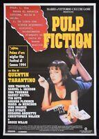 Manifesto Pulpa Ficción Quentin Tarantino Thurman Travolta JACKSON Cine P11