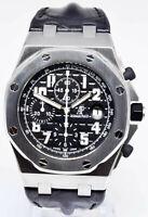 Audemars Piguet Royal Oak Offshore Steel Chronograph Automatic Watch 26170ST