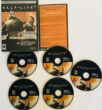 Half-Life 2: Game of the Year Edition (PC, 2005) in Box - EXCELLENT