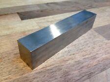 148 x 31 x 25mm GRADE 5 TITANIUM BILLET 6AL4V Square Bar Block Stock Plate Blank