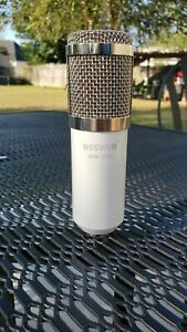 Neewer NW-800 Microphone with pop filter, shock mount, and phantom power